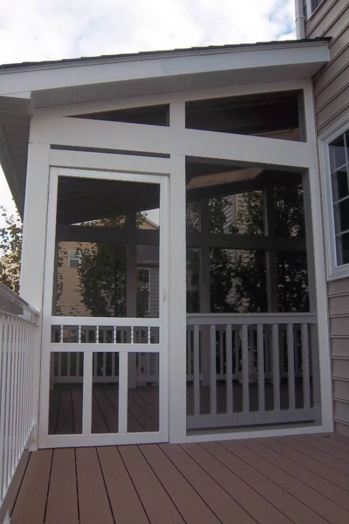 Screened Porch Builder Frederick MD