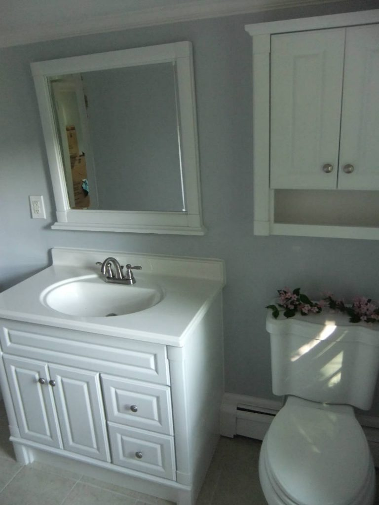 Bathroom Renovation- Homes in Frederick MD