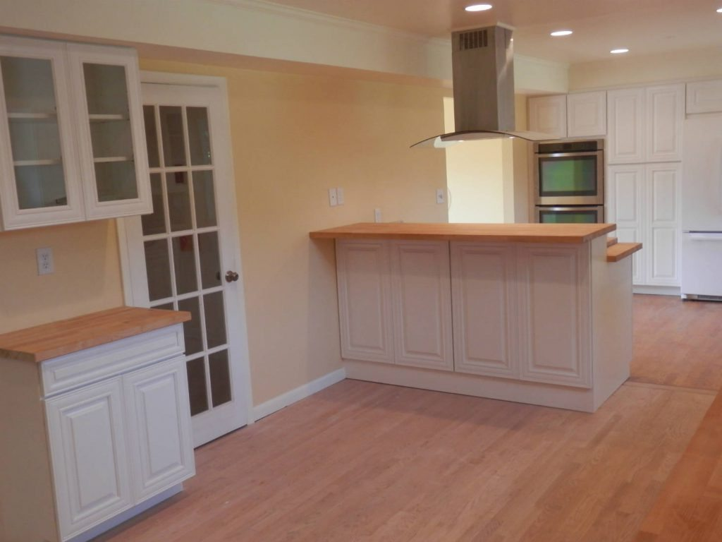 Renovated Kitchen- Home Remodels Near Frederick MD