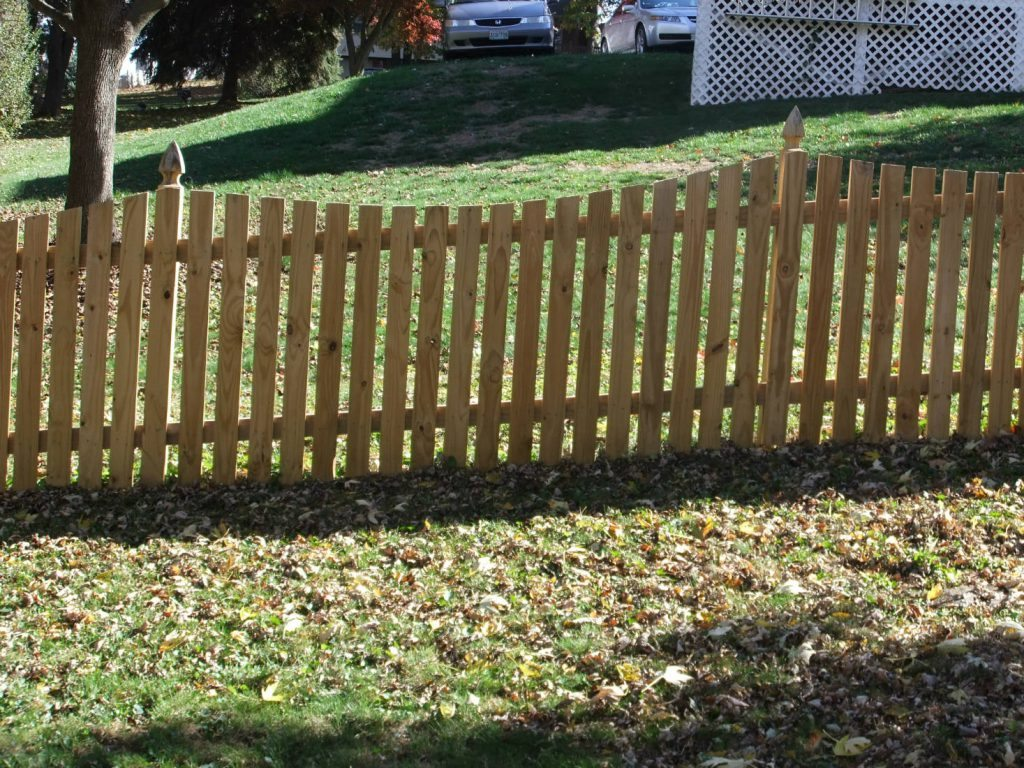 New Fence- Home Renovations in Frederick MD