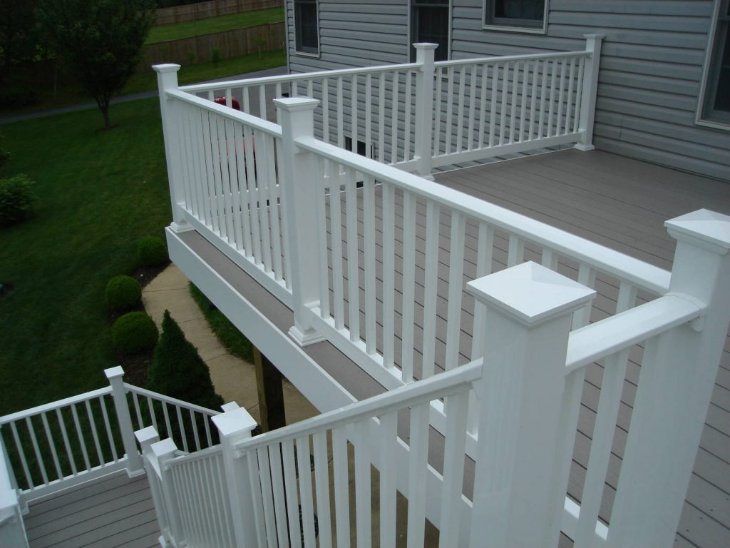 Deck And Screened Porch Builders In Frederick Md