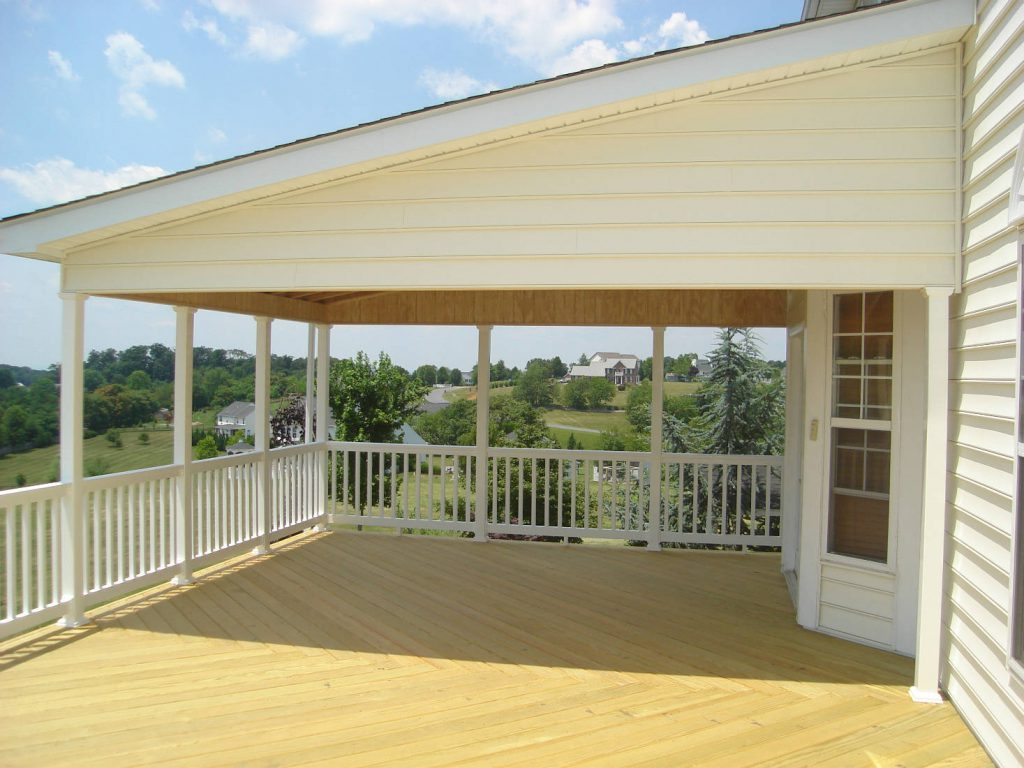 Porches and Deck Builder- Home Renovations Frederick MD