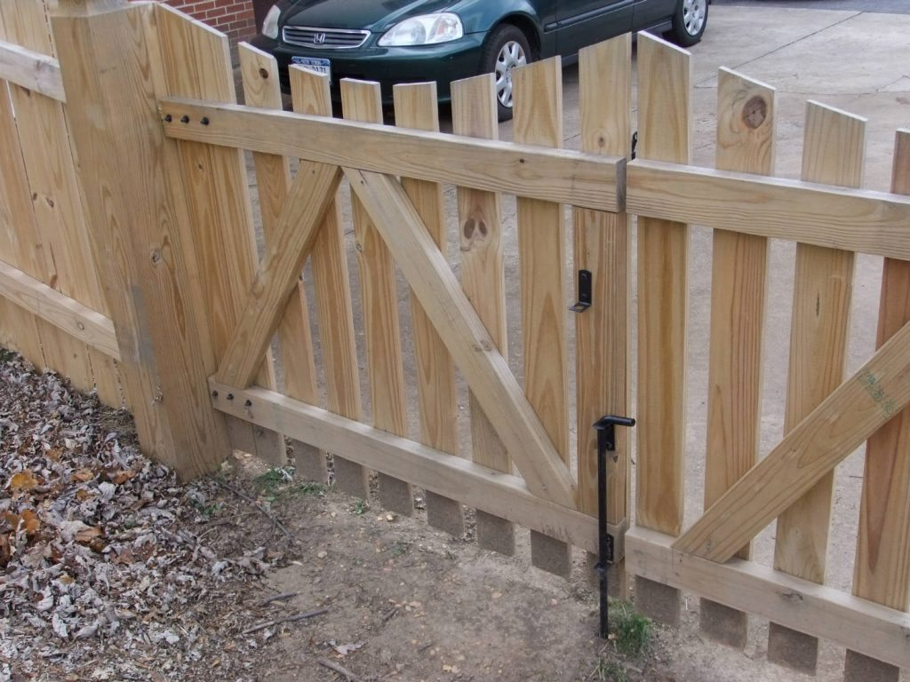 Fence- Home Renovations in Frederick MD