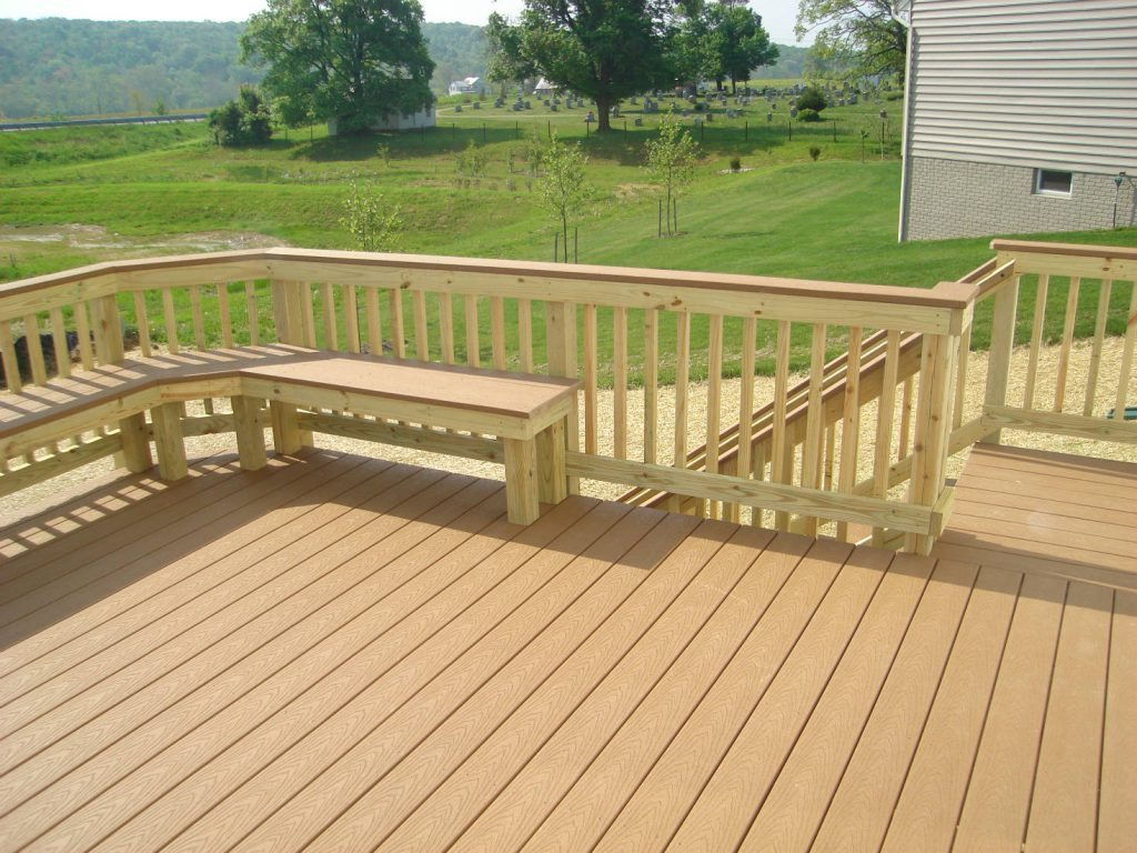 Deck And Screened Porch Builders In Frederick Md Bradford Construction